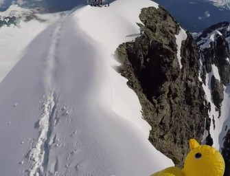 Inflatable Duck Hunting In The Tantalus