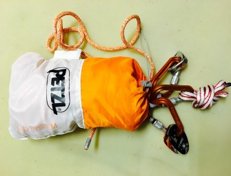 Getting Rad with Petzl's RAD System