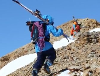 Ski Mountaineering Goodness From Down South