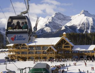 Trump Buys Lake Louise in Order to Make Skiing Great Again
