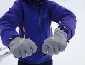 Outdoor Research Lodestar Sensor Gloves – Gifts To Give'er Day 1