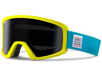 Giro Blok Goggles: Shred and Relax