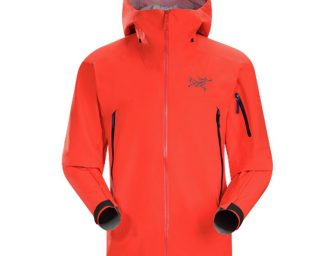 Arc'teryx Sabre Jacket: Stay Fresh, Green, Warm, and Dry