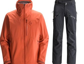 Black Diamond Sharp End Jacket and Pants – Reader Gear Review