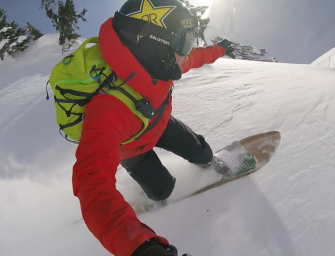 Alexi Godbout On Skiing, Tinder and Other Nonsense