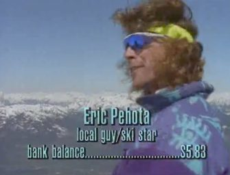 1991 Blackcomb Extreme Skiing Invitational