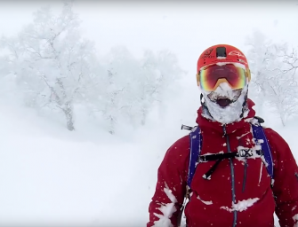 Planes, Sleds and Pow – Chris Rubens Vs Climate Change