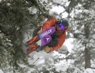 VIDEO: Tim Durtschi in the Tetons
