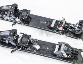 Marker Launches New Hybrid Freeride Touring Binding With Convertible Toe