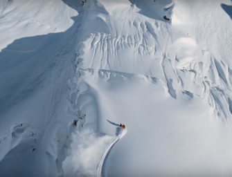 Watch: 'Defiance' Rowdy Snowboard Short Film From The North Face
