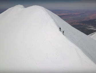 Mt. Tukuhnikivatz For The Fifty Project EP. 17 With Cody Townsend