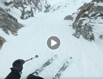 WATCH: Spring Couloirs in Lyngen Norway with Nikolai Schirmer
