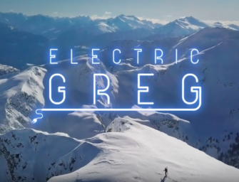 Electric Interview With Greg Hill