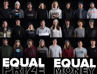 FWT Announces Equal Prize Money Across All Categories