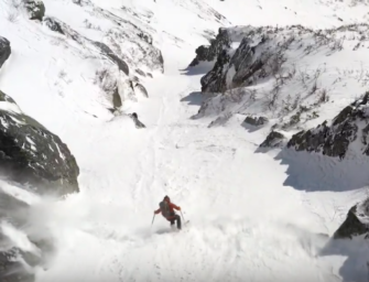 Watch Cody's Fifty Project Hit Tuckerman's Ravine