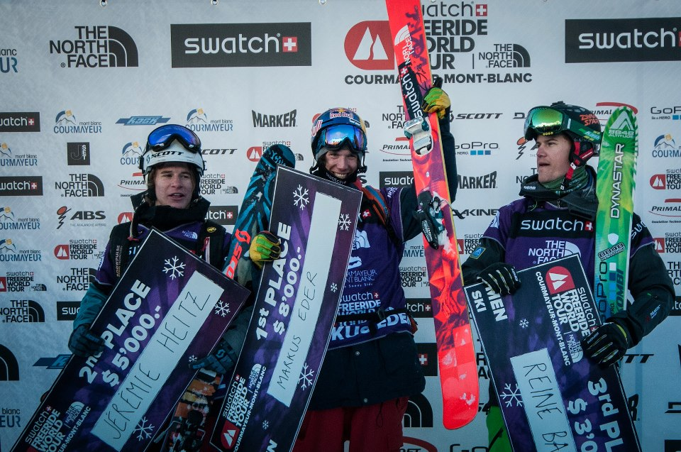 Results from FWT 13 Courmayeur