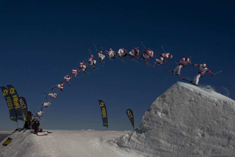 Bobby Brown Claims Volkl NZ Freeski Open Slopestyle