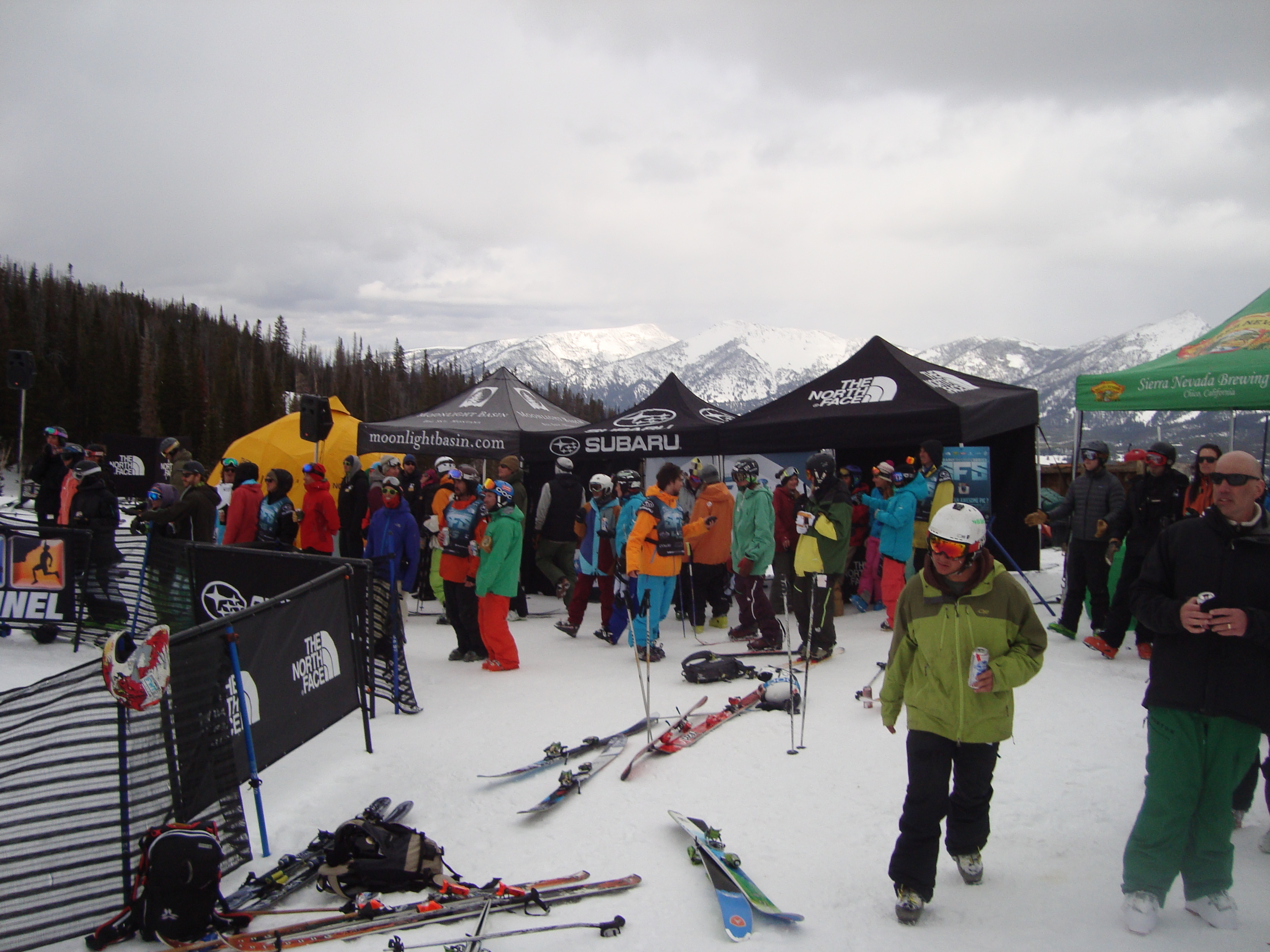2013 Freeride World Qualifier Results & Video From Moonlight Basin
