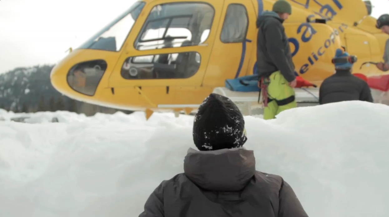 Heli Wars – Erik Roner Tags MSP's Chopper