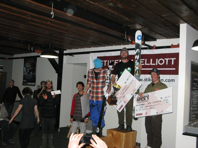Short But Sweet at 2011 Canadian Open Freeskiing Championships – Final Results
