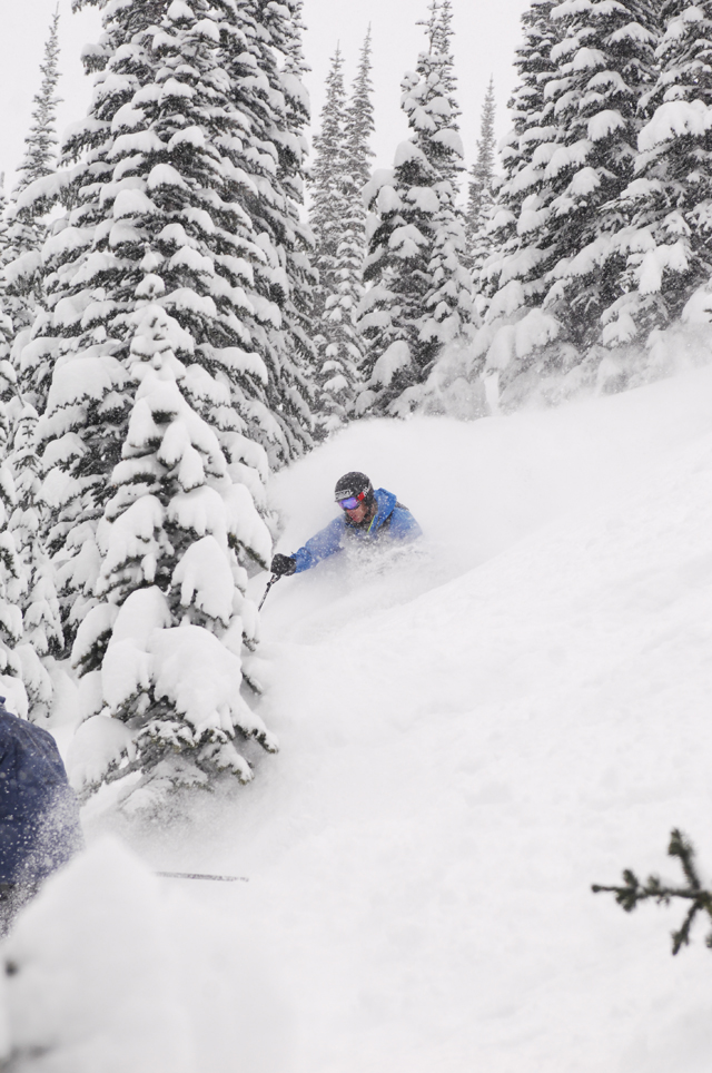 Why the Kootenay Ski Hill Opening Weekend Was Way Better Than Whistler