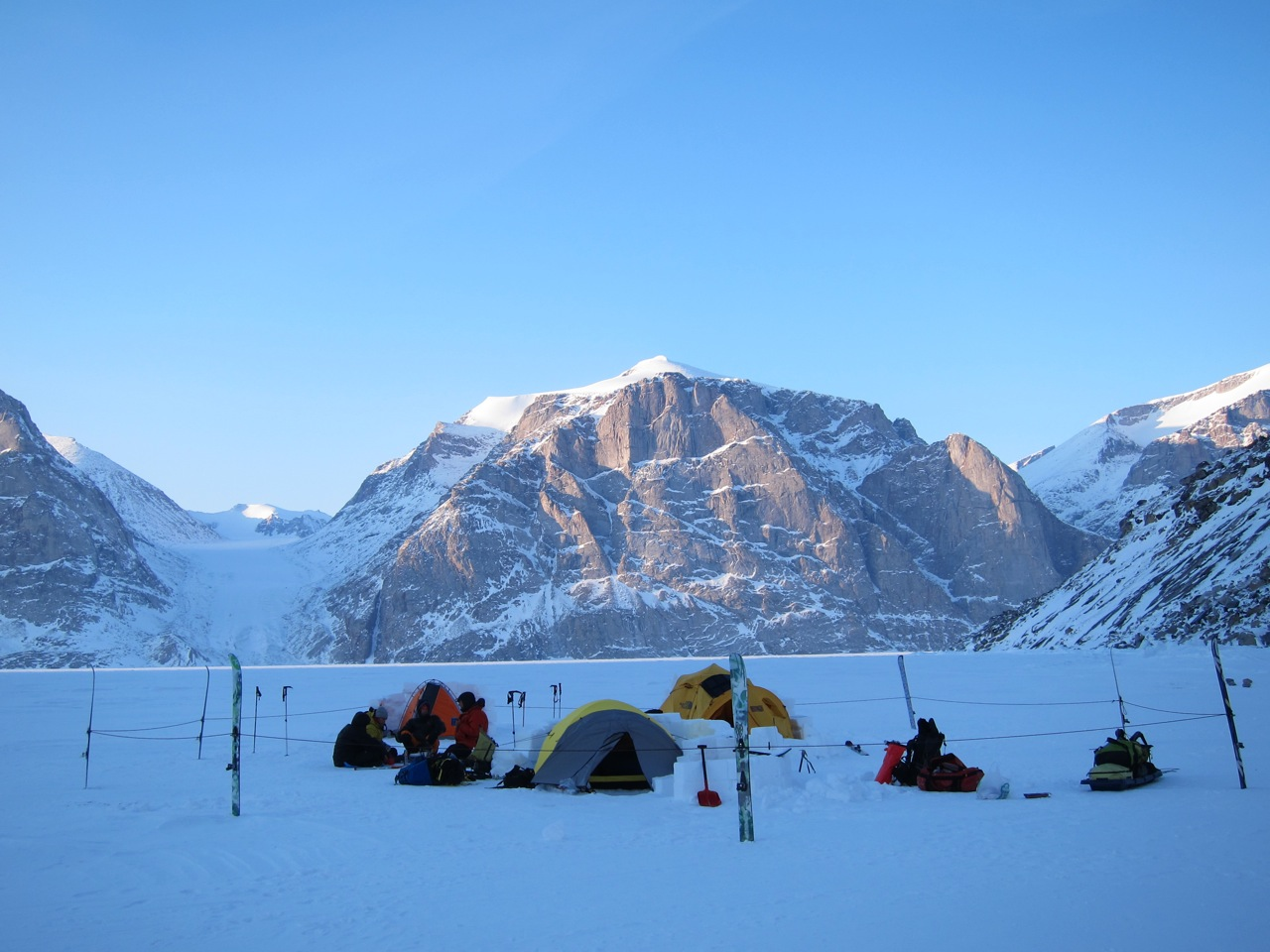 Skiing Baffin Island Part III – Final Video & Resources