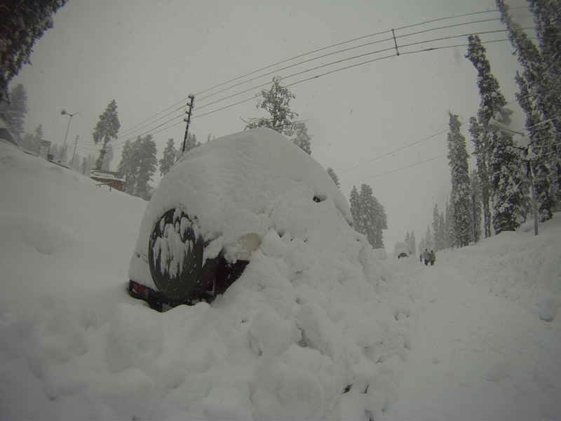 Tragic Avalanches in Kashmir and Afghanistan