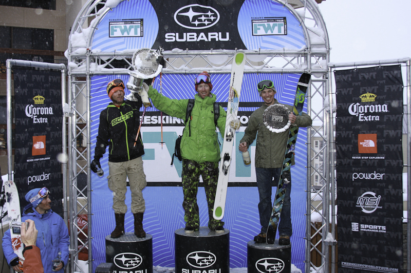 2010 US Extreme Freeskiing Championships – Videos, Results, More