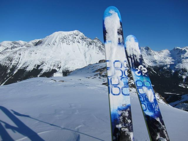G3's Highball Skis – Stable 'n Smooth