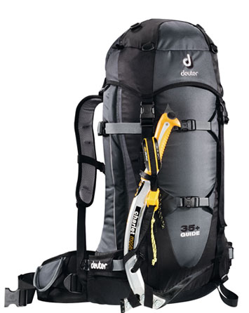 Gear Review – Deuter Guide 35+