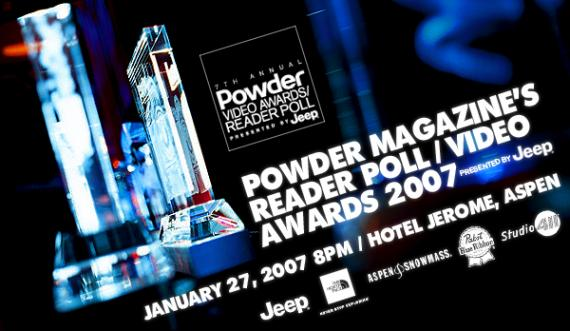 Powder Video Awards Nominees Announced