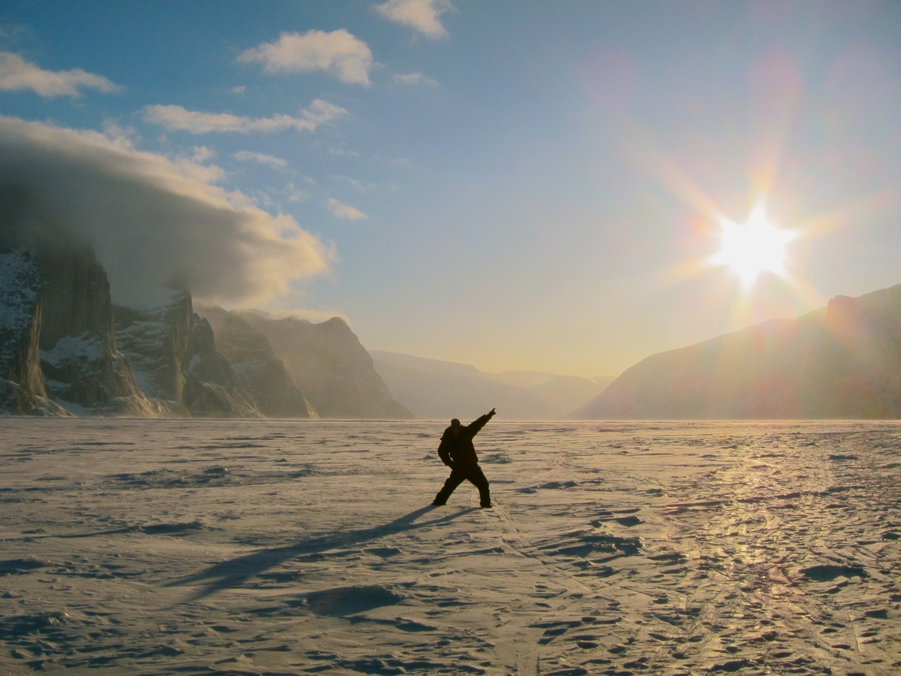 Skiing Baffin Island Part II – Everyday Classics