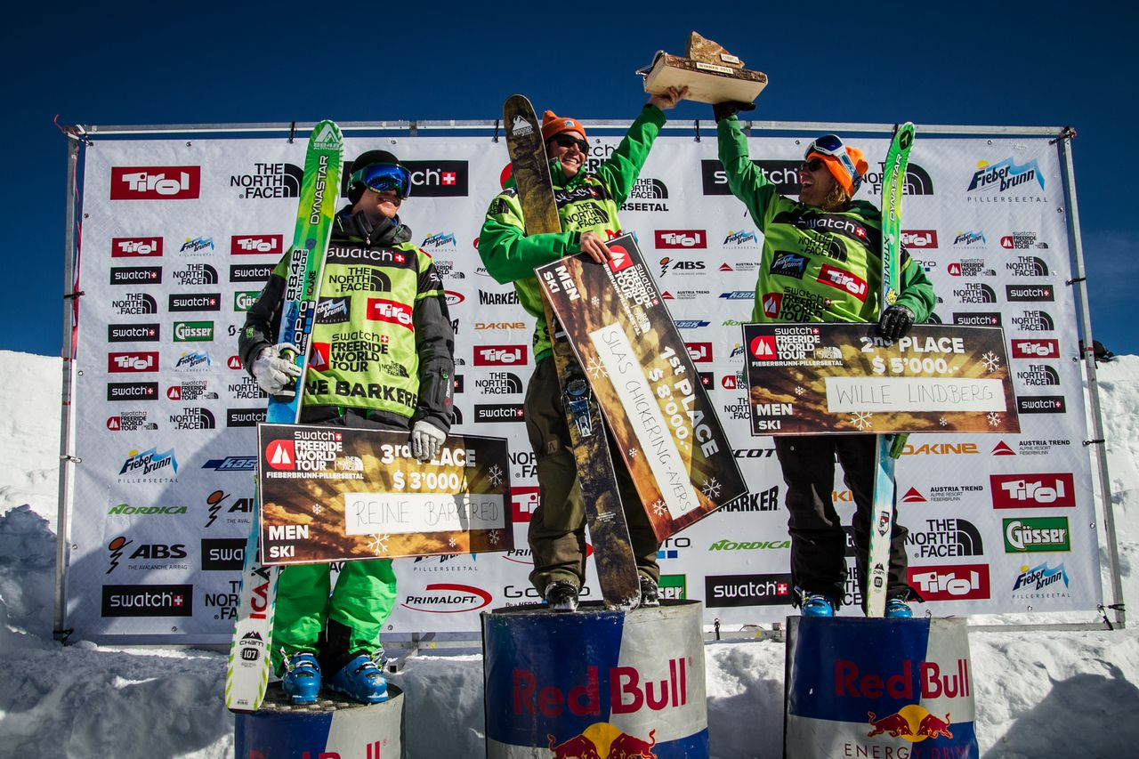 Results & Video from FWT Austria 2013