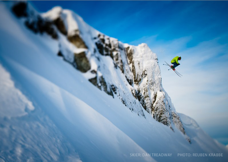The Hot Seat – Behind Deep Winter with Reuben Krabbe
