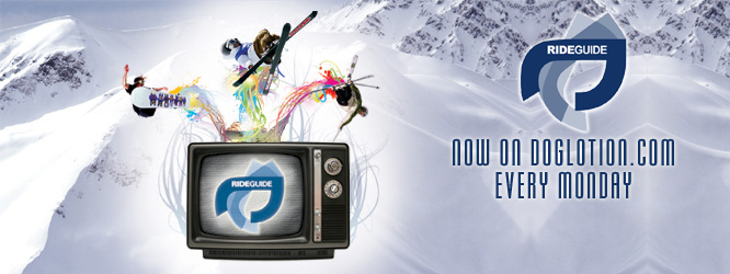 Ride Guide TV Now On Doglotion.com