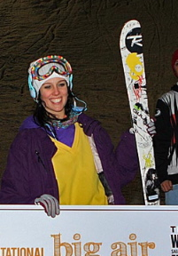 Roz Groenewoud and Simon Dumont Crowned AFP World Freeskiing Champions