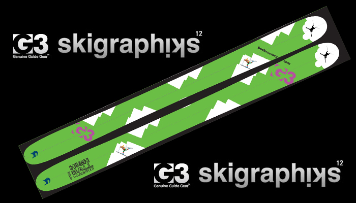 G3 Skigraphiks Contest – Get Your Designs In