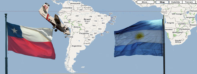Live From South America