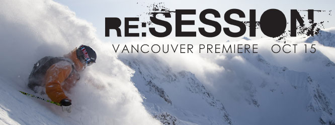 TGR's Re:Session Vancouver Premiere October 15
