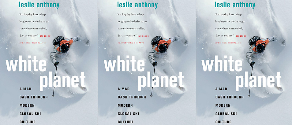 291 Pages of Powdery Goodness – White Planet Book Review